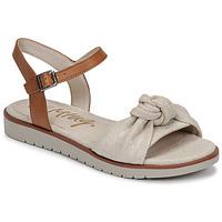 Sapatos Mulher Sandálias MTNG 50506 Bege