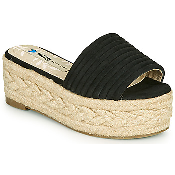 Sapatos Mulher Chinelos MTNG 51118 Preto