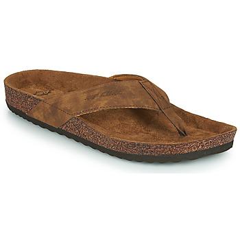 Sapatos Homem Chinelos Rip Curl FOUNDATION Castanho