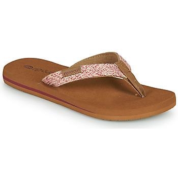 Sapatos Rapariga Chinelos Rip Curl FREEDOM MINI Vermelho