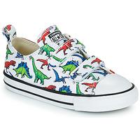 Sapatos Rapaz Sapatilhas Converse CHUCK TAYLOR OX Multicolor