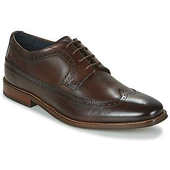 Sapatos Homem Sapatos Base London HAVISHAM Castanho