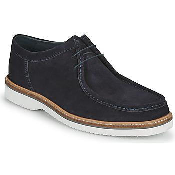 Sapatos Homem Sapatos Base London BARNUM Azul