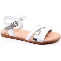 Sapatos Rapariga Sandálias Oh My Sandals 4752 Blanco Branco