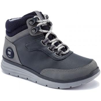 Sapatos Rapaz Botas baixas Mayoral 44177 Bota deportiva Marino Azul