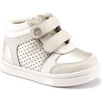 Sapatos Sapatilhas de cano-alto Mayoral 42142 Bota deportiva Oro Ouro