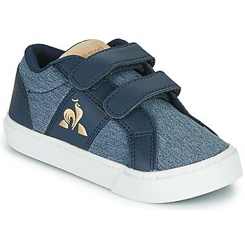 Sapatos Criança Sapatilhas Le Coq Sportif VERDON CLASSIC INF Azul
