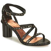 Sapatos Mulher Sandálias Ted Baker KATHAR Preto