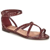 Sapatos Mulher Sandálias Ted Baker MATHAR Castanho