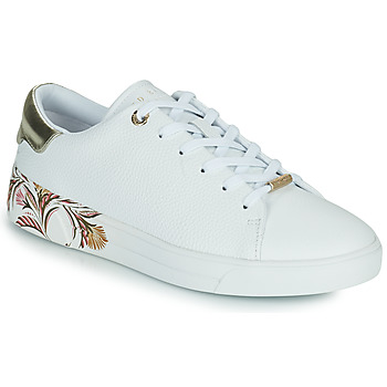 Sapatos Mulher Sapatilhas Ted Baker TIRIEY Branco