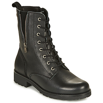 Sapatos Mulher Botas baixas TBS PEYTONE Preto