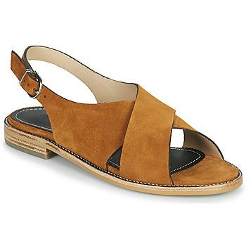 Sapatos Mulher Sandálias Muratti RAVILLOLES Conhaque