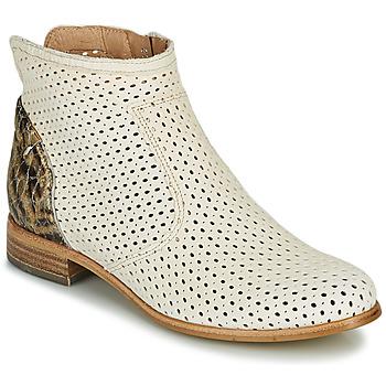 Sapatos Mulher Botas baixas Muratti REBAIS Marfim