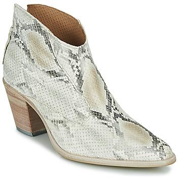 Sapatos Mulher Botas baixas Muratti REBRECHIEN Antracite