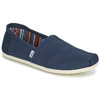 Sapatos Homem Alpargatas Toms CORE Azul