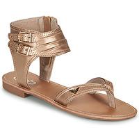 Sapatos Mulher Sandálias Les Petites Bombes VALENTINE Rosa