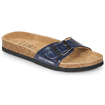 Sapatos Mulher Chinelos Les Petites Bombes ROSA Azul