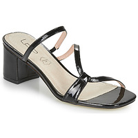 Sapatos Mulher Chinelos Les Petites Bombes BERTHINE Preto