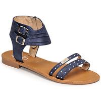 Sapatos Mulher Sandálias Les Petites Bombes BELIZE Azul