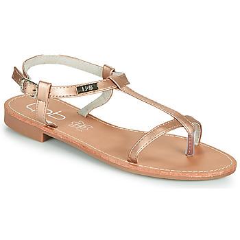 Sapatos Mulher Sandálias Les Petites Bombes BULLE Rosa