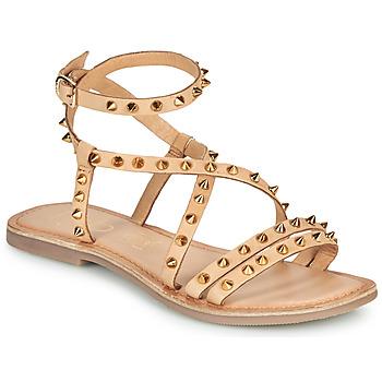 Sapatos Mulher Sandálias Les Petites Bombes BEATA Bege