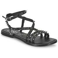 Sapatos Mulher Sandálias Les Petites Bombes BEATA Preto