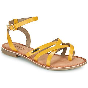 Sapatos Mulher Sandálias Les Petites Bombes BERYLE Amarelo