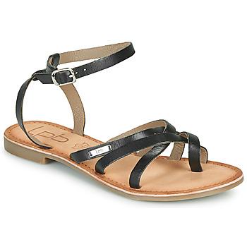 Sapatos Mulher Sandálias Les Petites Bombes BERYLE Preto