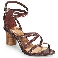 Sapatos Mulher Sandálias Ted Baker KATHAR Castanho
