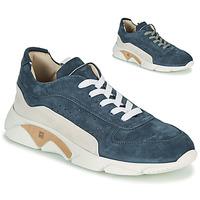 Sapatos Homem Sapatilhas Moma NEW-CASTLE Azul