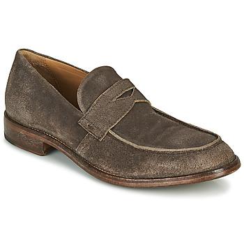 Sapatos Homem Mocassins Moma NOTTINGHAM Castanho