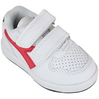 Sapatos Criança Sapatilhas Diadora playground td c0673 Vermelho