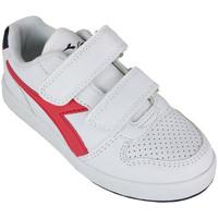 Sapatos Criança Sapatilhas Diadora playground ps c0673 Vermelho