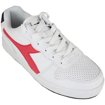 Sapatos Criança Sapatilhas Diadora playground gs c0673 Vermelho