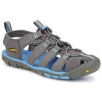 Sapatos Mulher Sandálias desportivas Keen CLEARWATER CNX W Cinza / Azul