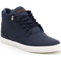 Sapatos Homem Botas baixas Lacoste Esparre Winter C 319 1 Cma Azul marinho