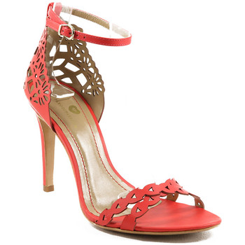 Sapatos Mulher Sandálias Parodi Passion 73/2012/01 Vermelho
