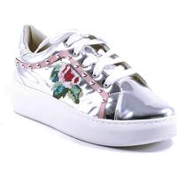 Sapatos Mulher Sapatilhas Parodi Passion 73/3814/01 Prata