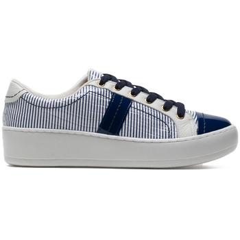 Sapatos Mulher Sapatilhas Parodi Passion 83/4120/07 Azul