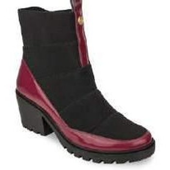 Sapatos Mulher Botins Petite Jolie By Parodi nov/80 Bordô