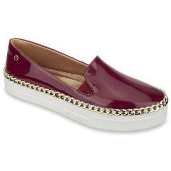 Sapatos Mulher Mocassins Petite Jolie By Parodi nov/08 Bordô