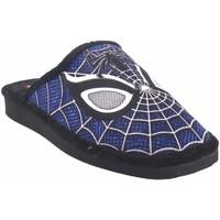 Sapatos Homem Chinelos Gema Garcia Vá para casa cavalheiro  2306-6 azul Bleu