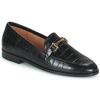 Sapatos Mulher Mocassins Minelli AMINATA Preto
