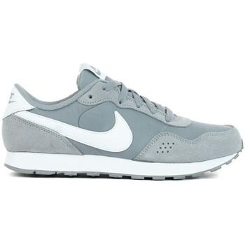 Sapatos Criança Sapatilhas Nike MD Valiant GS Cinzento, Azul