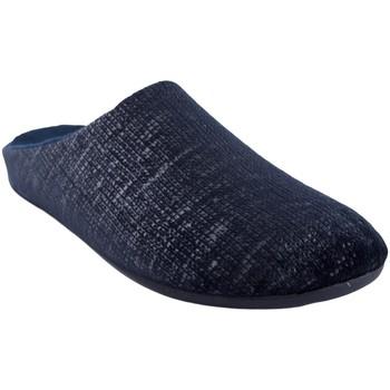 Sapatos Homem Chinelos Calzamur Vá para casa cavalheiro  540 azul Azul