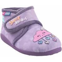 Sapatos Rapariga Pantufas bebé Garzon Vá para casa garota  n4053.246 malva Gris
