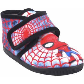Sapatos Rapaz Pantufas bebé Vulca Bicha Vá para casa garoto  1074 vermelho Rouge
