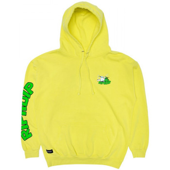 Textil Homem Sweats Ripndip Teenage mutant hoodie Verde