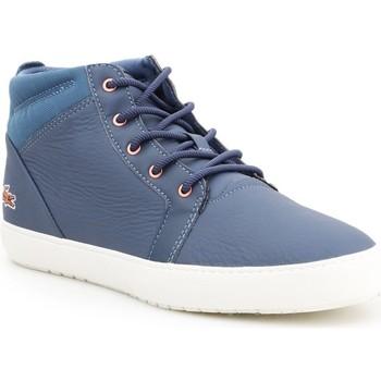 Sapatos Mulher Botas baixas Lacoste Ampthill Azul