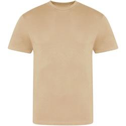 Textil Homem T-Shirt mangas curtas Awdis JT100 Nua